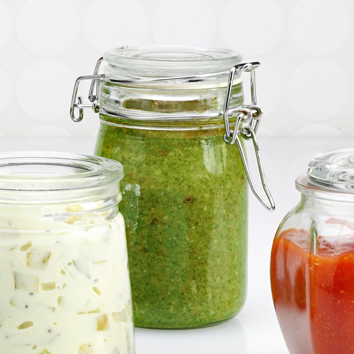 Classic Pesto Recipe | Taste of Home