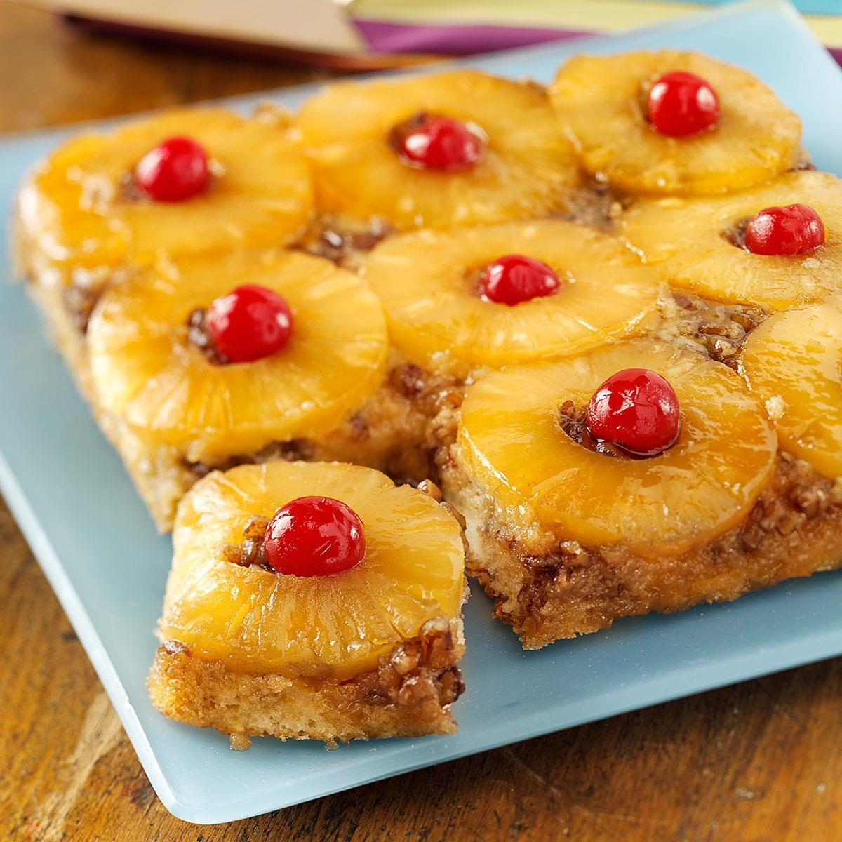 Quick And Easy Pineapple Upside Down Cake Recipe