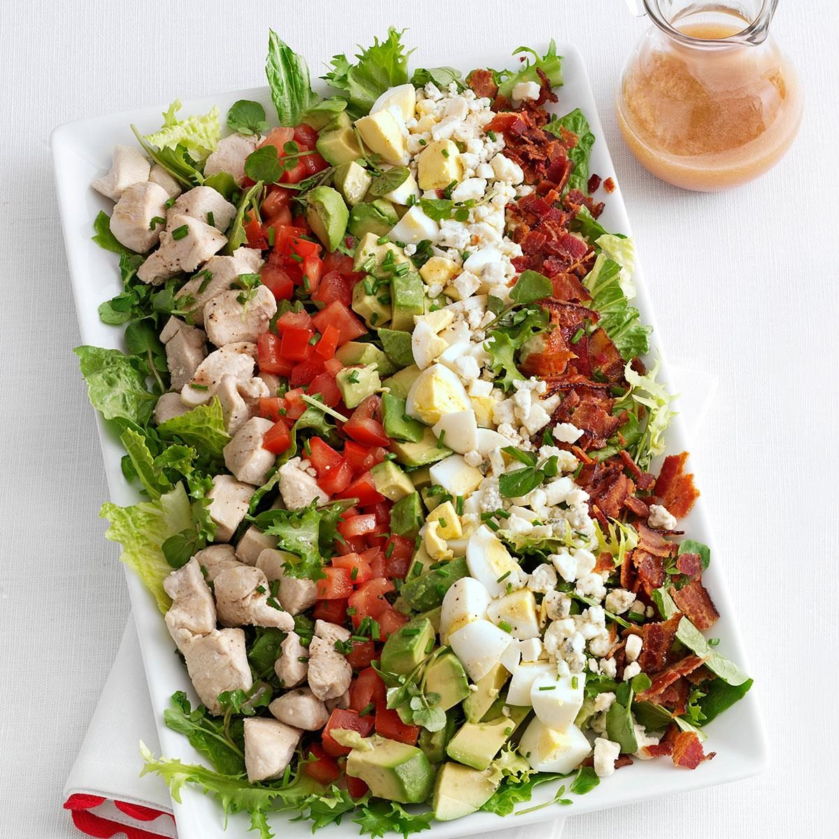 Cobb Salad Recipe Taste Of Home