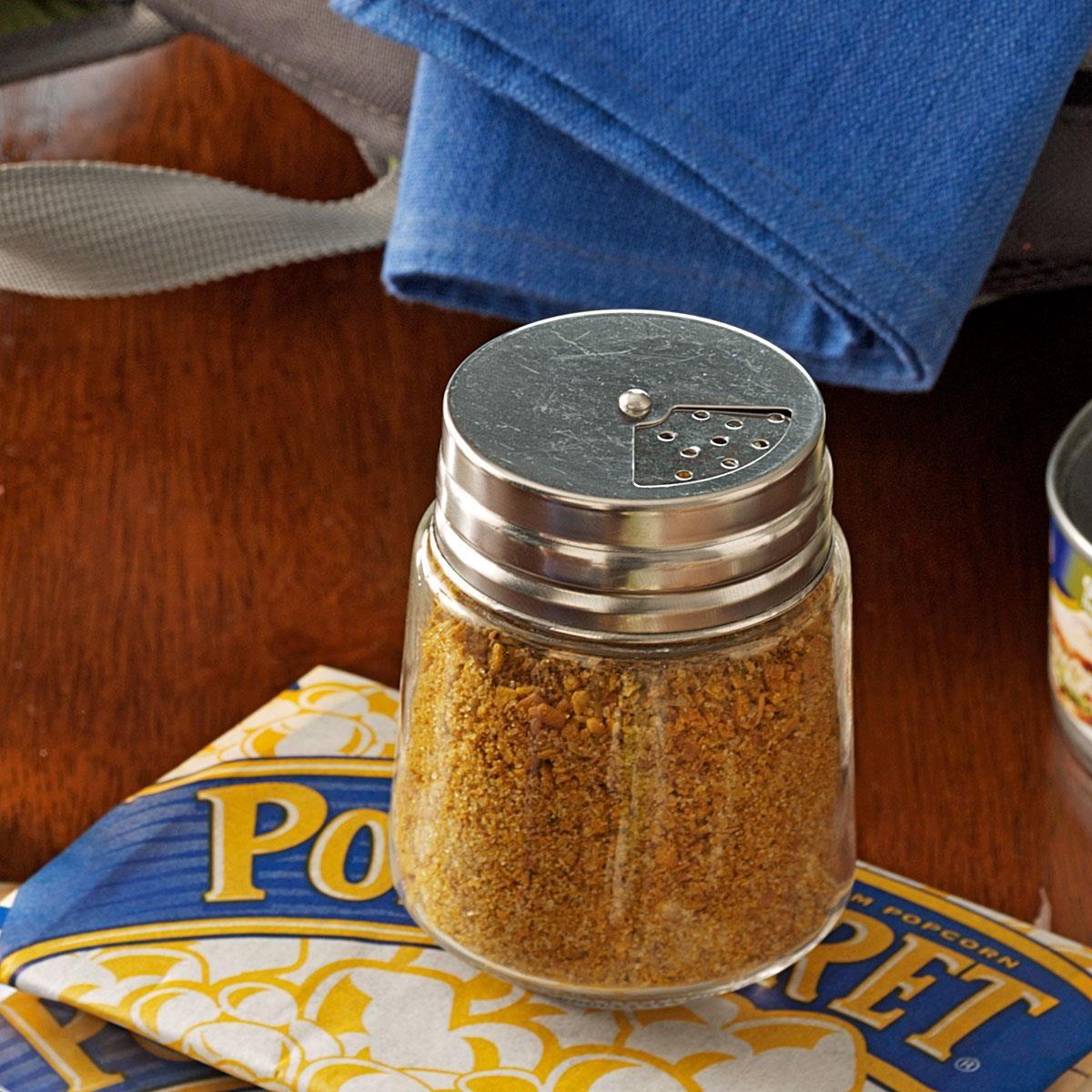 Coconut-Curry Popcorn Seasoning Recipe | Taste of Home