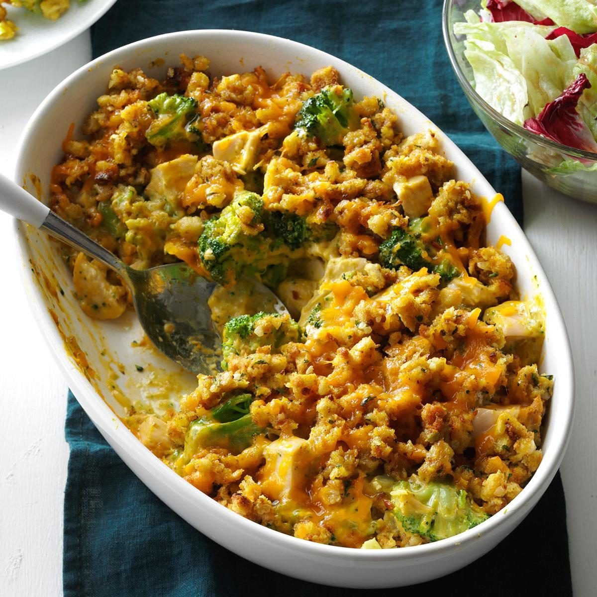 Contest-Winning Broccoli Chicken Casserole Recipe  Taste -2452
