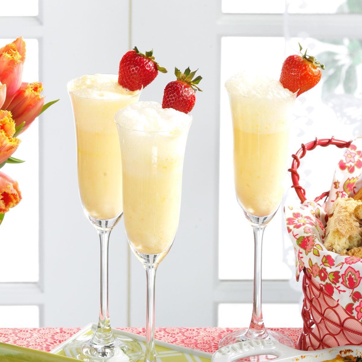 Orange Dream Mimosas Recipe