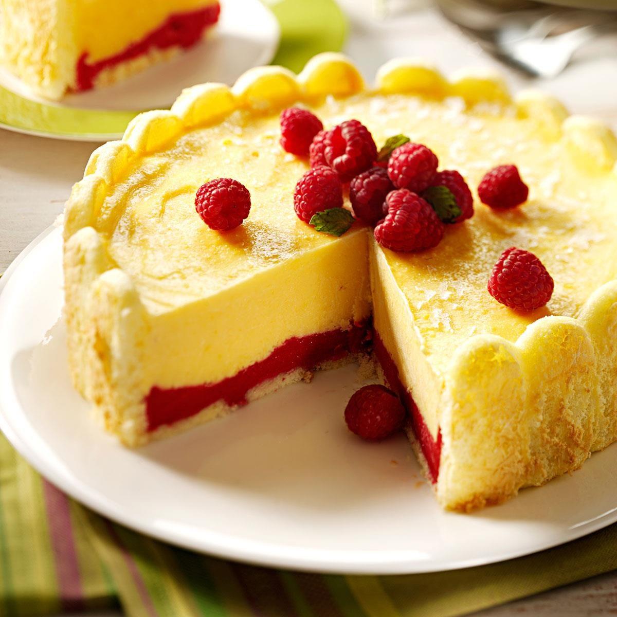 Eggnog Ladyfinger Dessert Recipe
