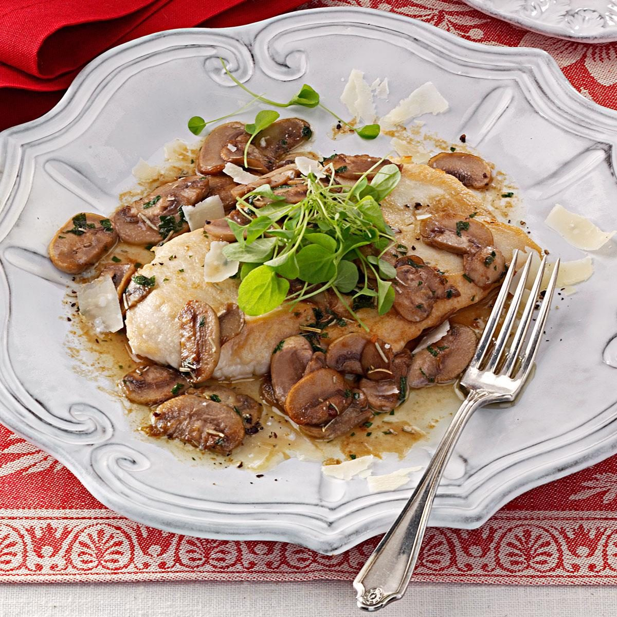 Elegant Chicken Marsala Recipe