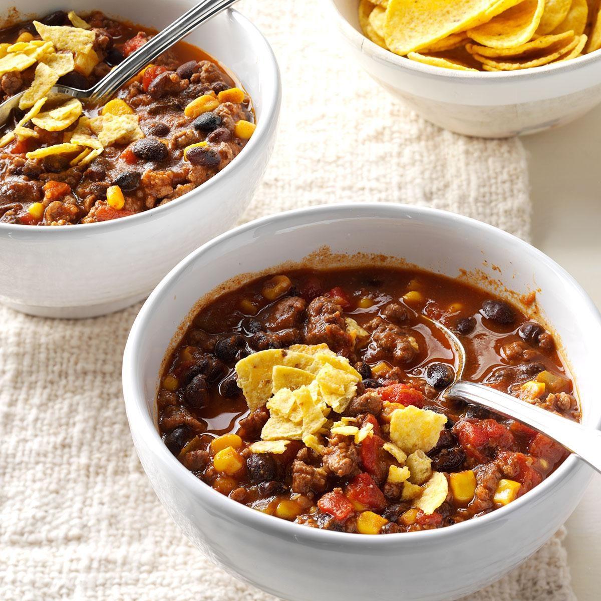 Taco Stew Recipe | Taste of Home