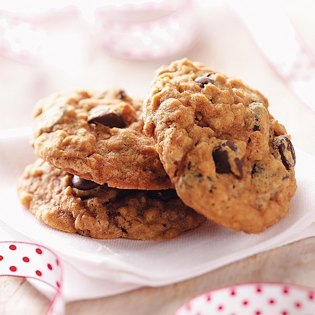 Easy pumpkin oatmeal cookies recipe