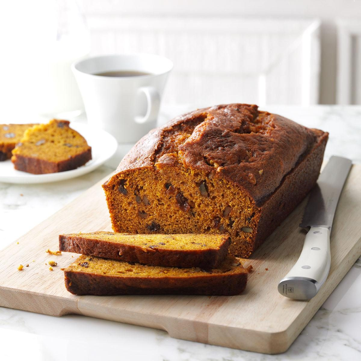 Ina Garten Pumpkin Bread pumpkin bread recipe | taste of home