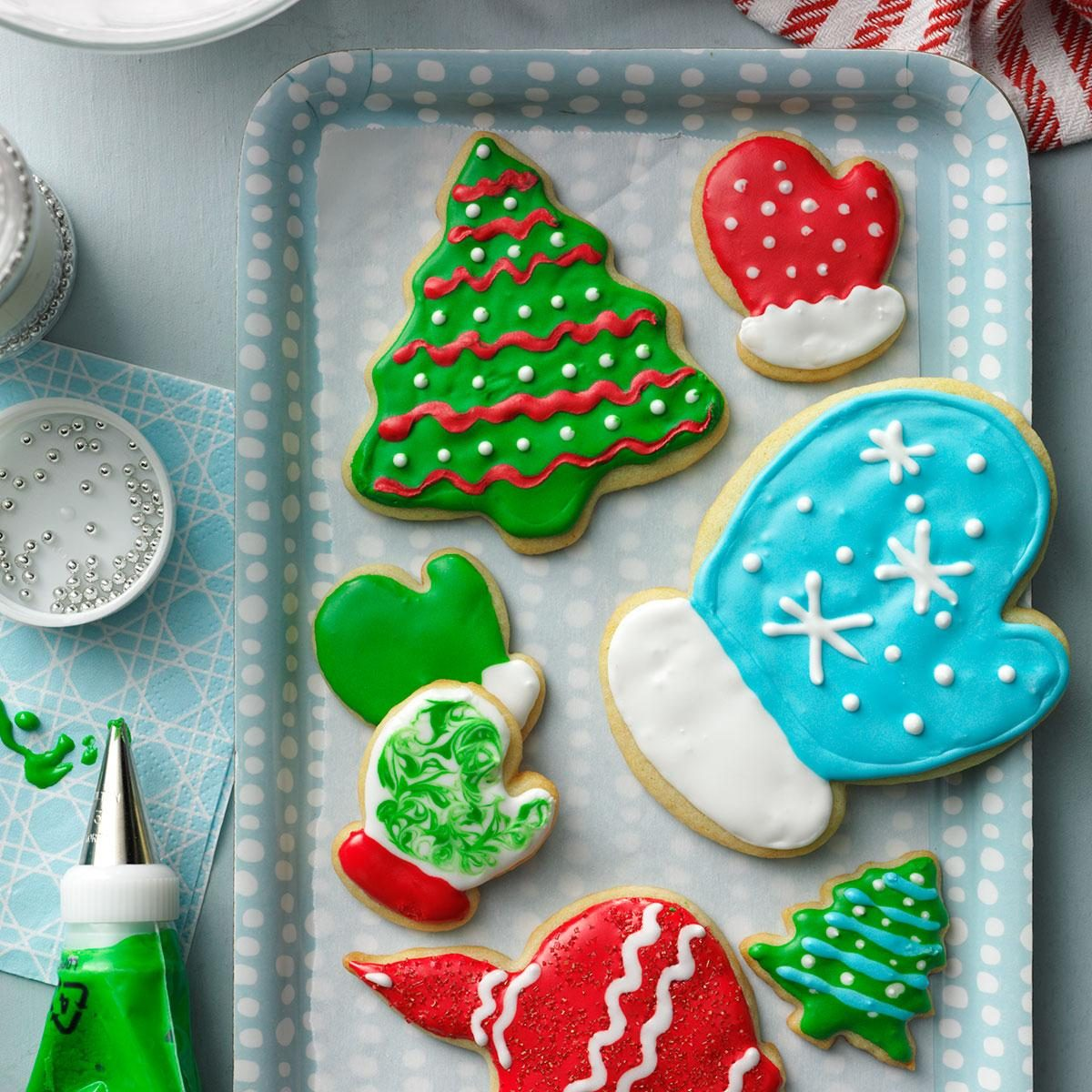 26 Best The Sounds Of Chrismas Images On Pinterest: Holiday Cutout Cookies Recipe