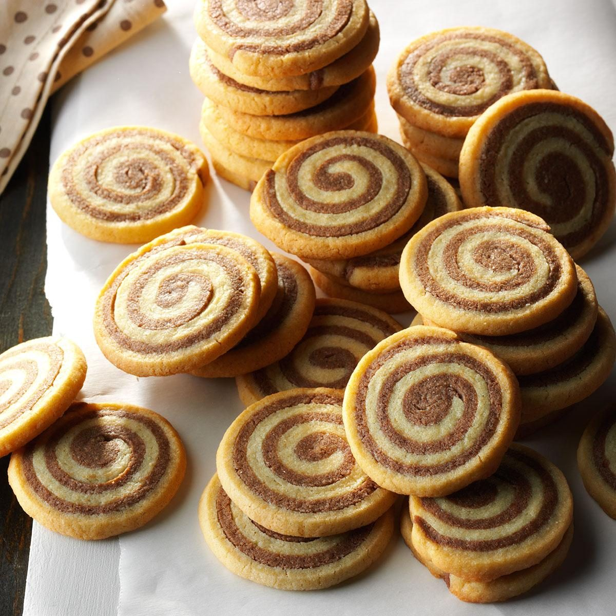 chocolate pinwheel cookies - photo #26