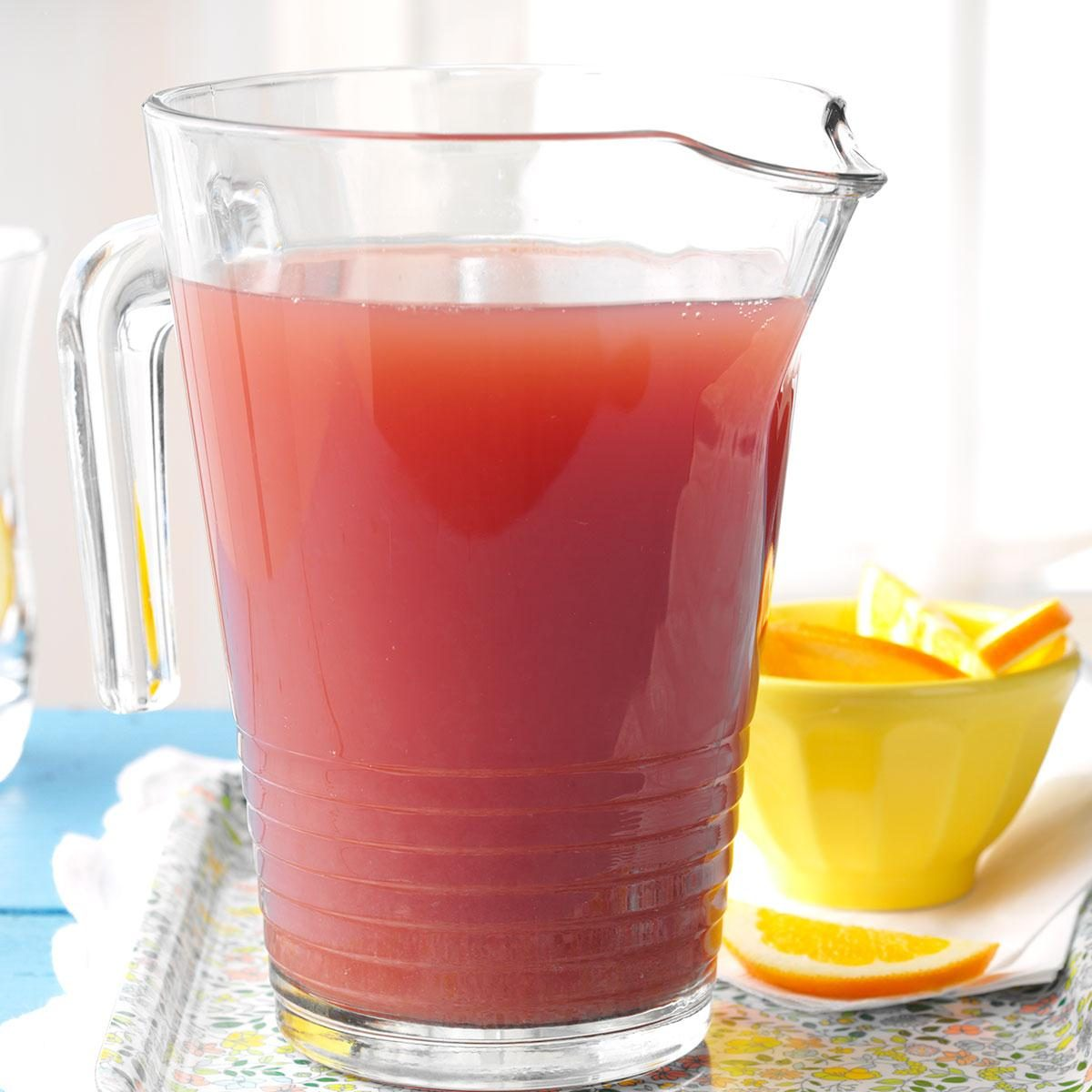 Picnic Fruit Punch Recipe Taste Of Home