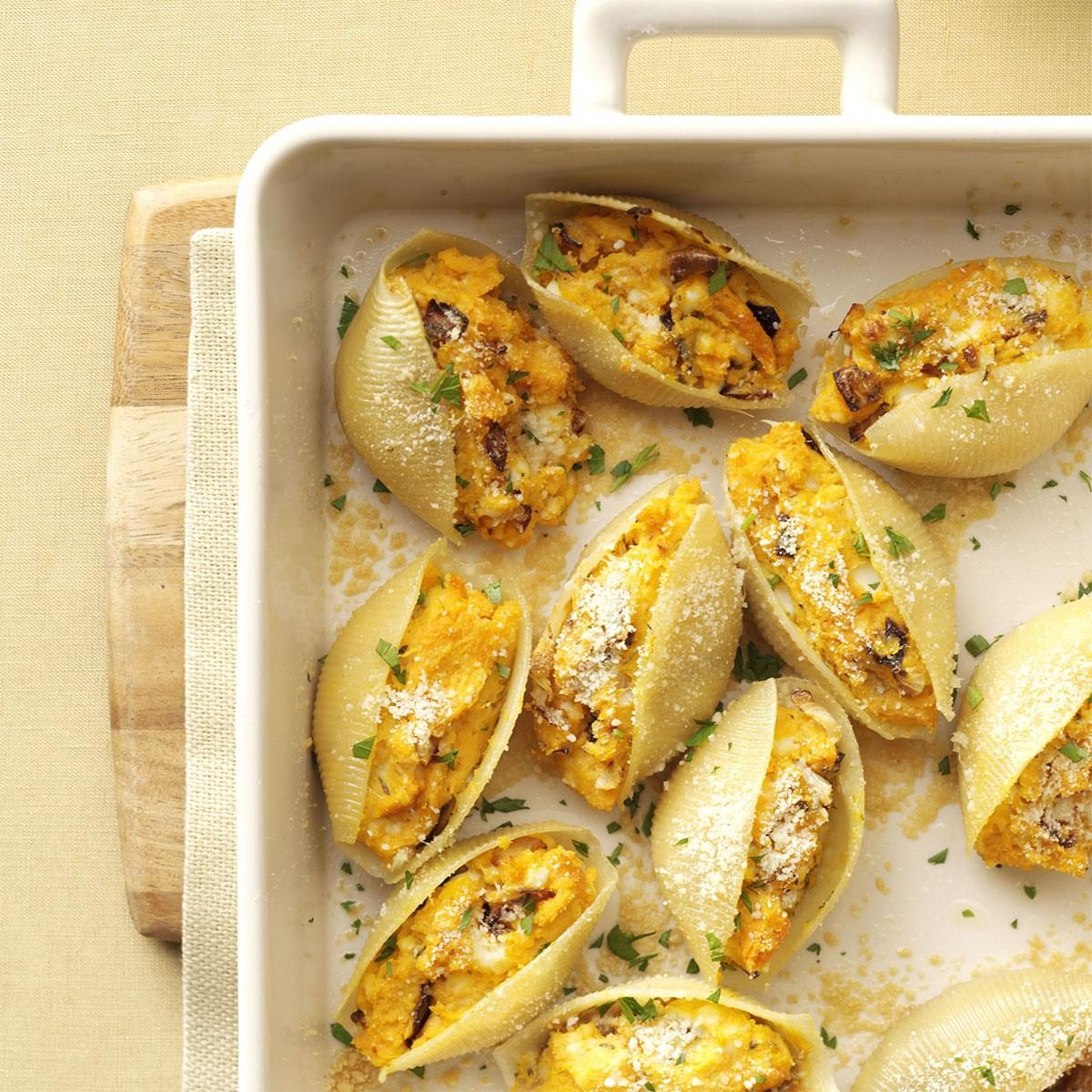 Sweet Potato Puree With Caramelized Marshmallow Recipe — Dishmaps
