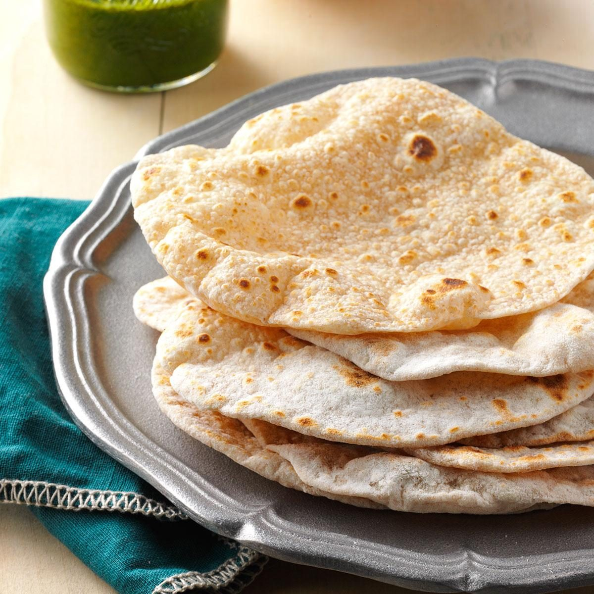 Chapati Breads Recipe | Taste of Home