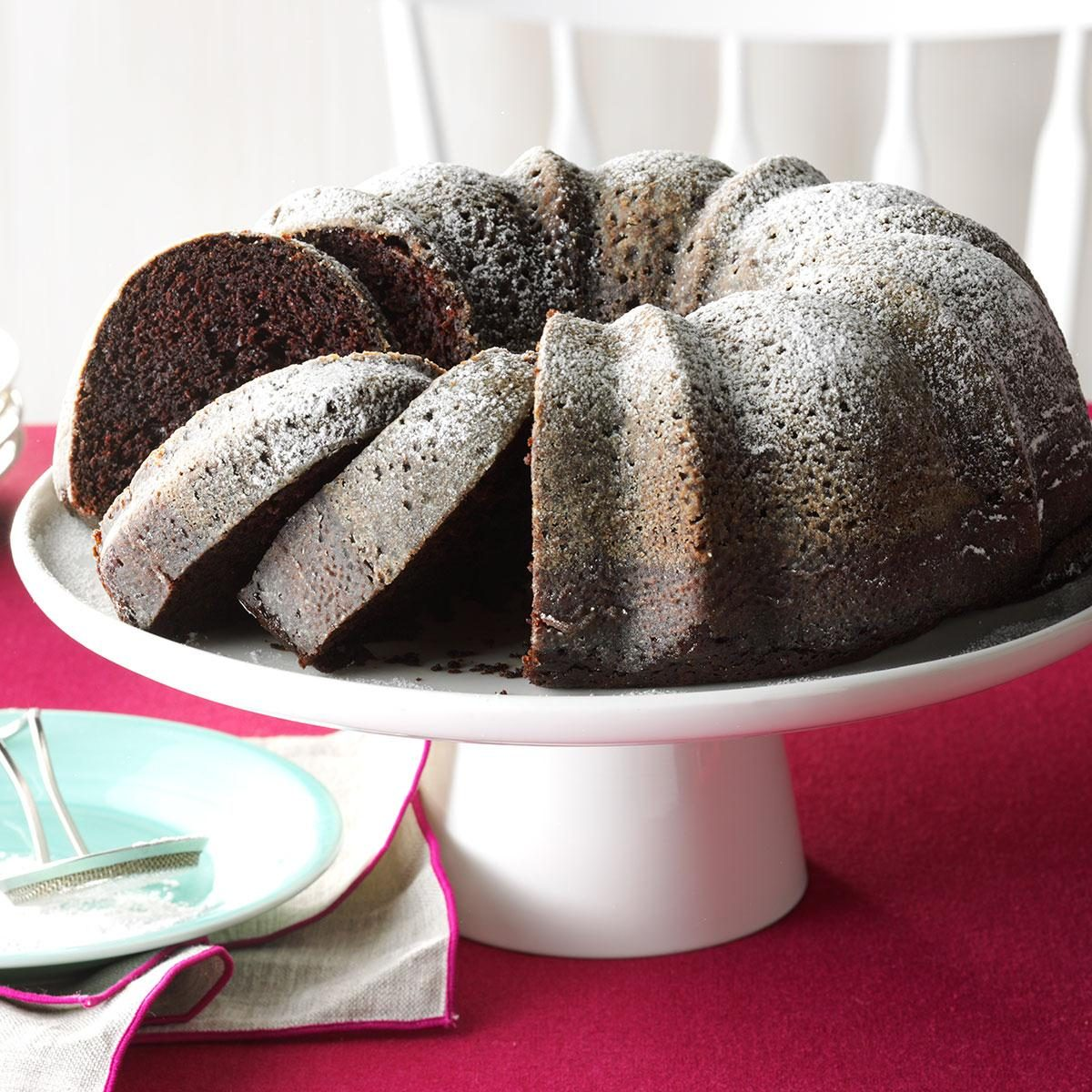 Contest-Winning Moist Chocolate Cake Recipe | Taste of Home