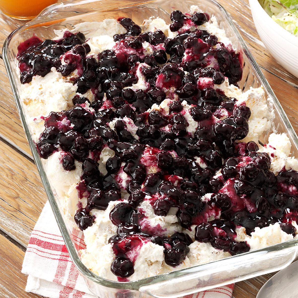 blueberry dessert recipe taste of home