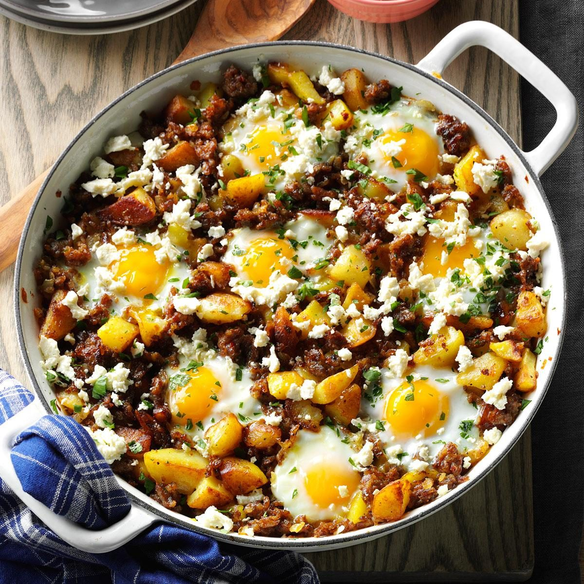 Easy brunch recipes for potluck