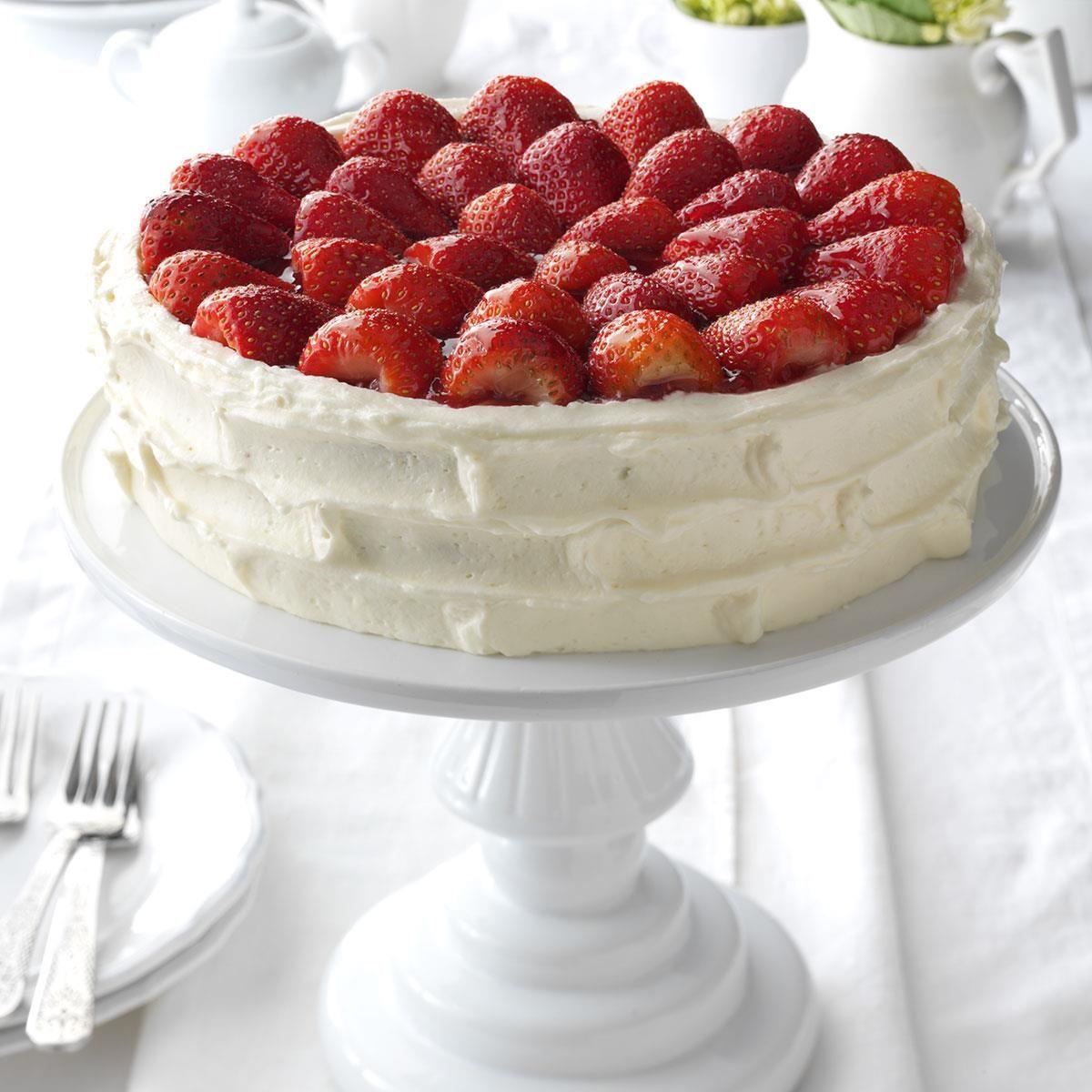 34 Easy Cake Decorating Ideas | Taste of Home