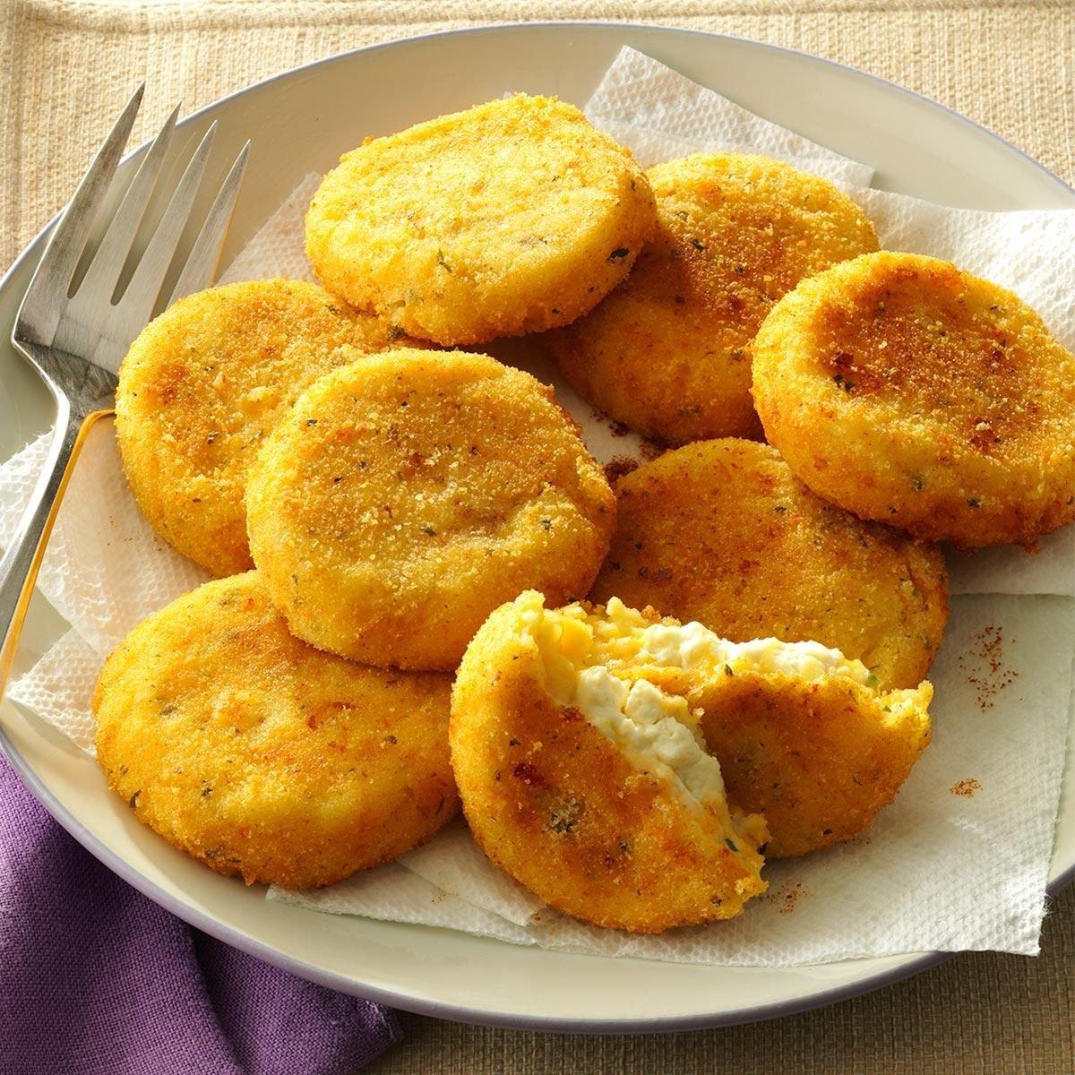 Loaded stuffed potato pancakes recipe taste of home