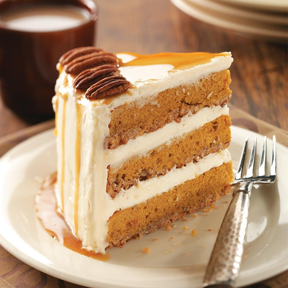 Pumpkin Spice Cake Box Recipe