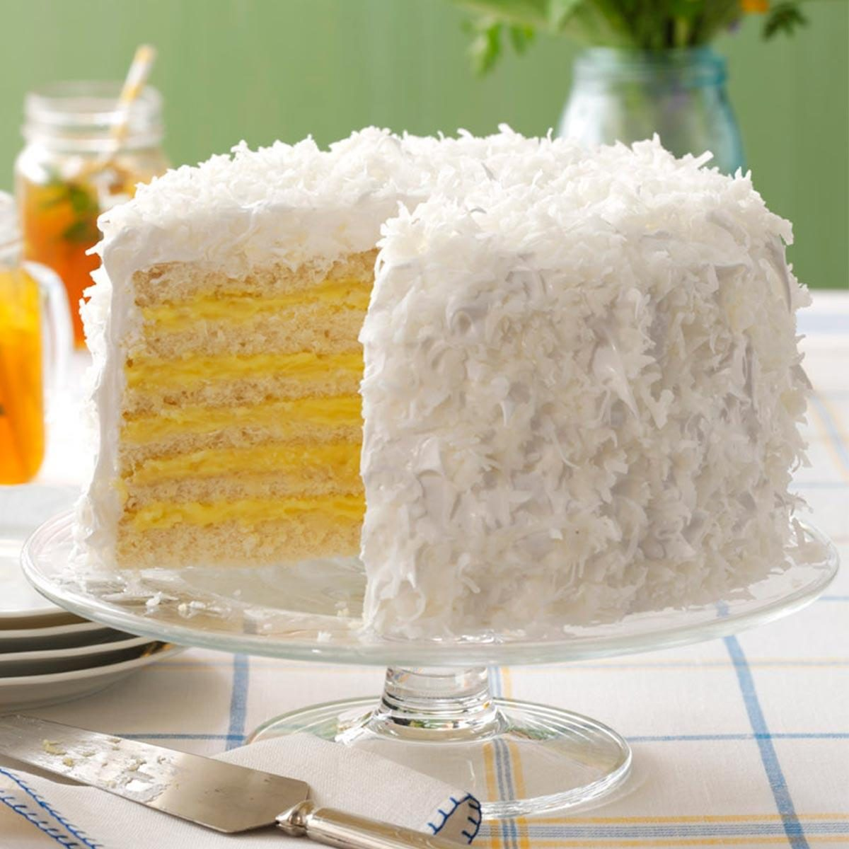Taste Of Home Coconut Layer Cake