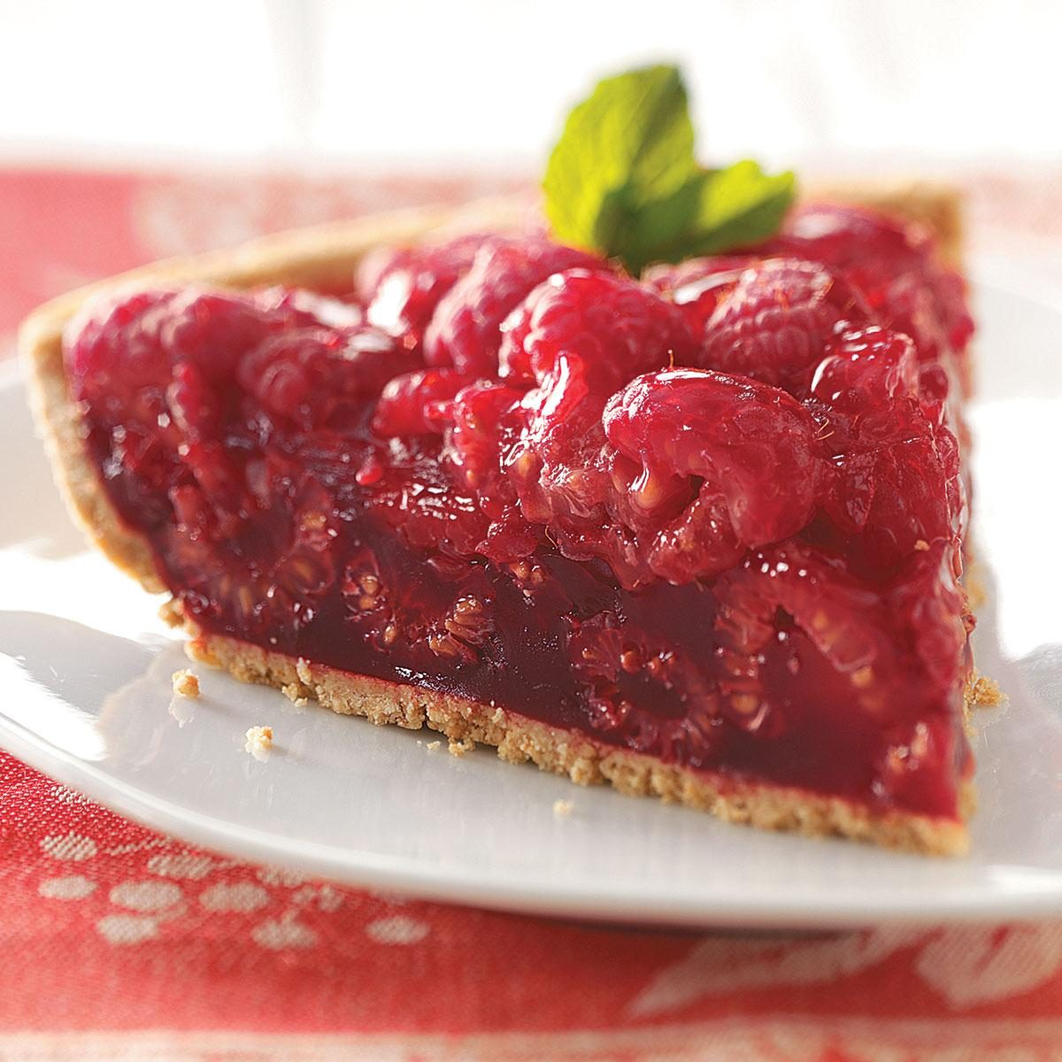Fresh raspberry dessert recipes easy
