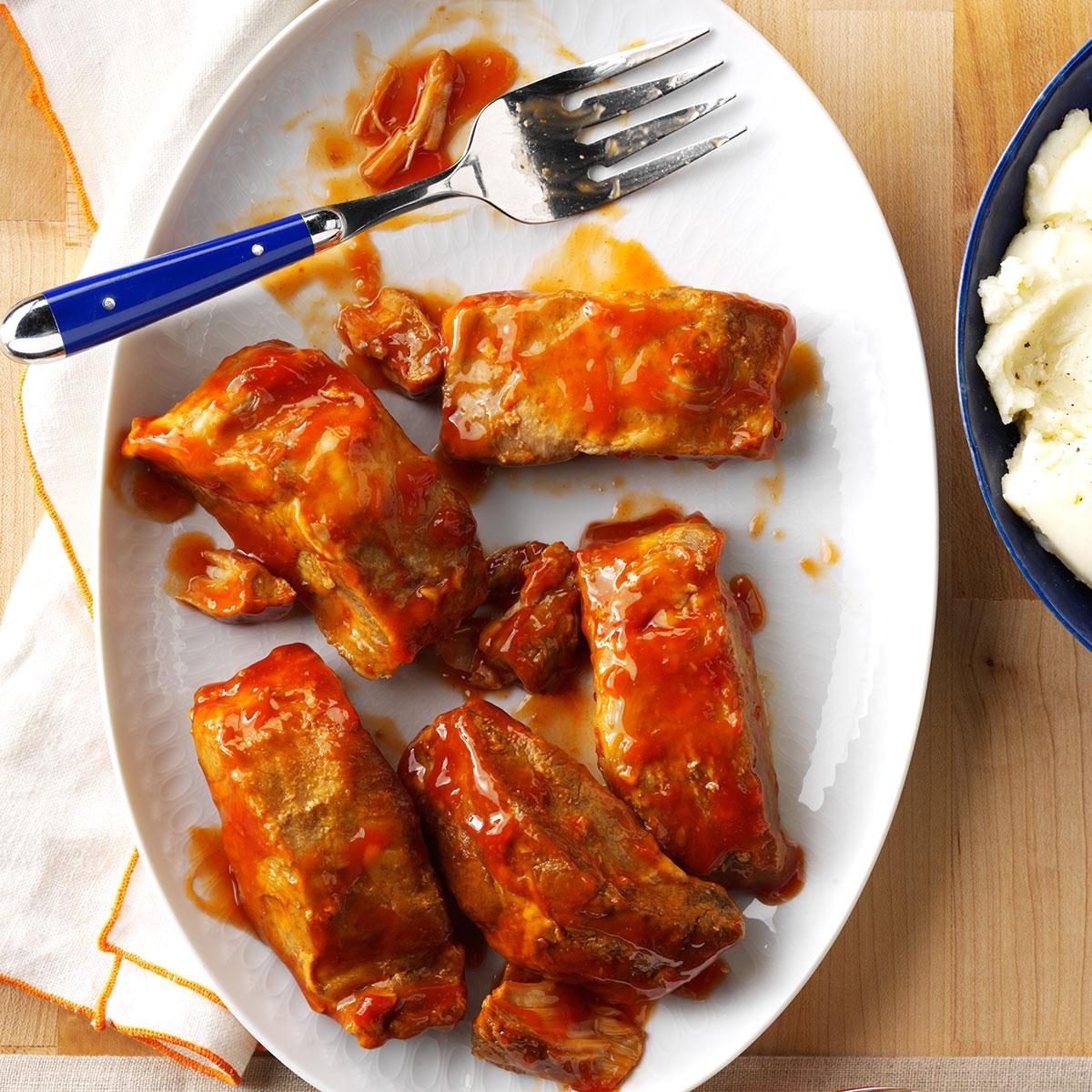 Recipe For Beef Country Style Ribs: Super Easy Country-Style Ribs Recipe