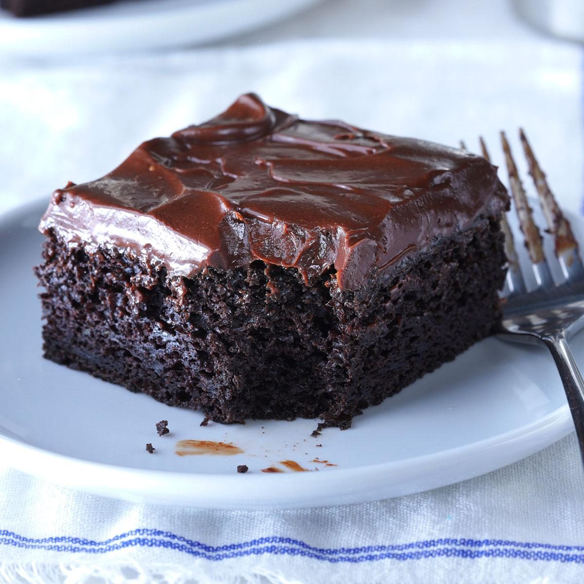 Chocolate Cake Recipe Using Oil