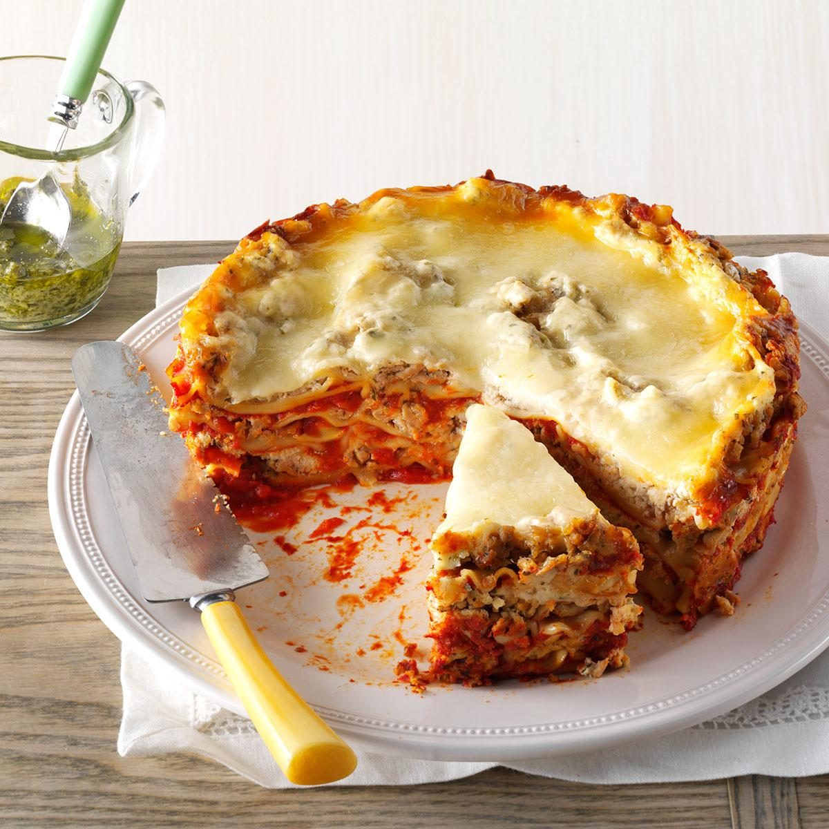 Taste Of Home Slow Cooker Lasagna Recipes