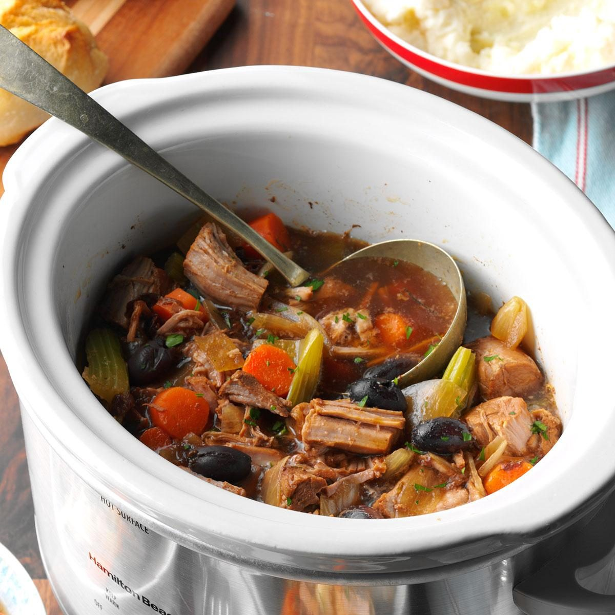 Healthy pork stew meat recipes