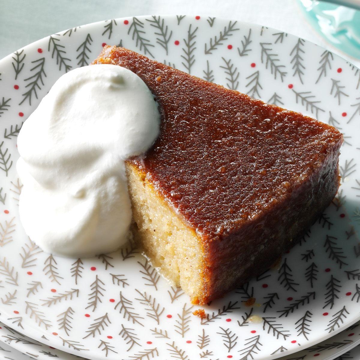 Rich Rum Cake Recipe