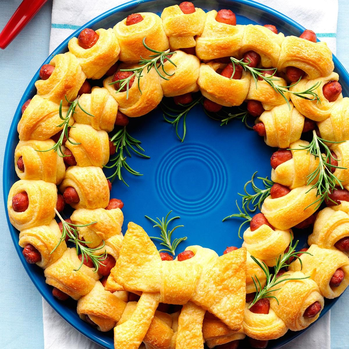 Cook Something Easy And Fast: Ring Of Piggies Recipe