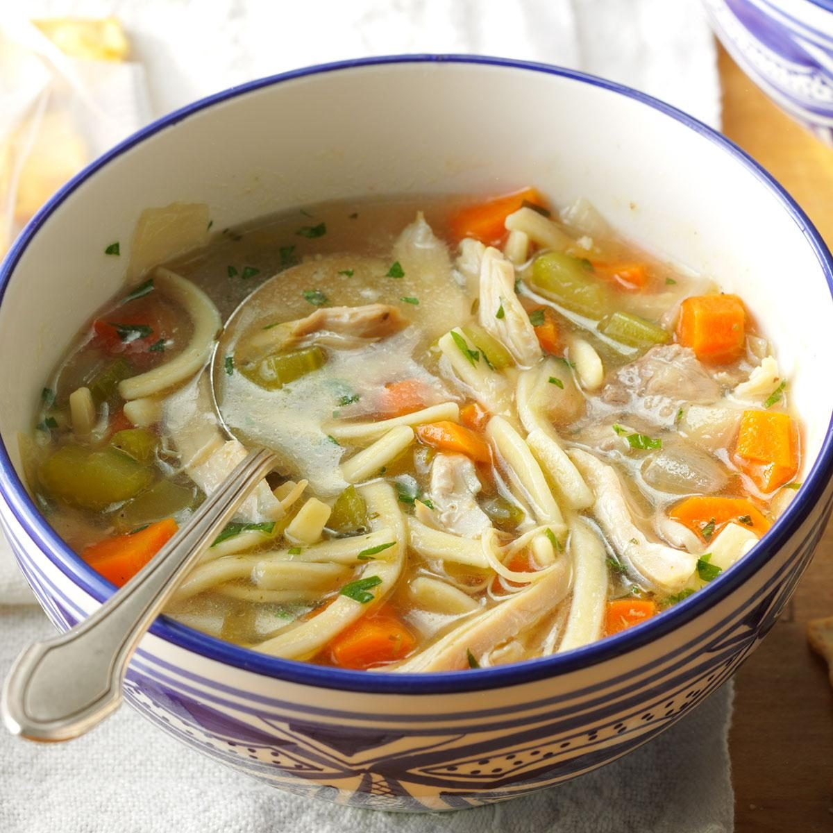 The Ultimate Chicken Noodle Soup Recipe
