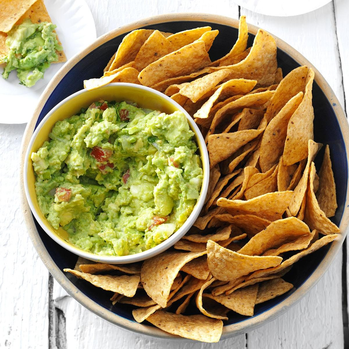 Catherine S Guacamole Recipe Taste Of Home