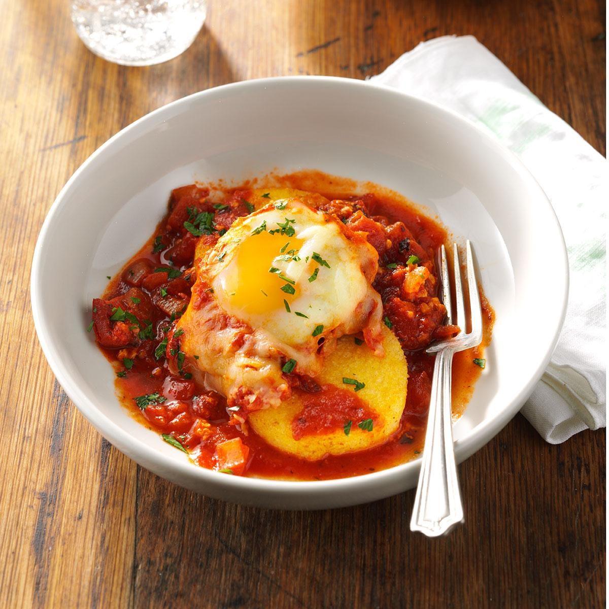Eggs in Purgatory Recipe | Taste of Home