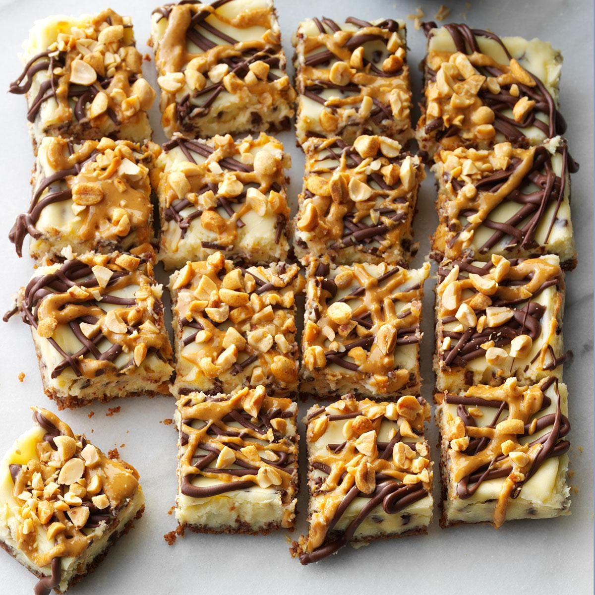 Taste Of Home Quick Cooking Chocolate Chip Cheese Cake Bars