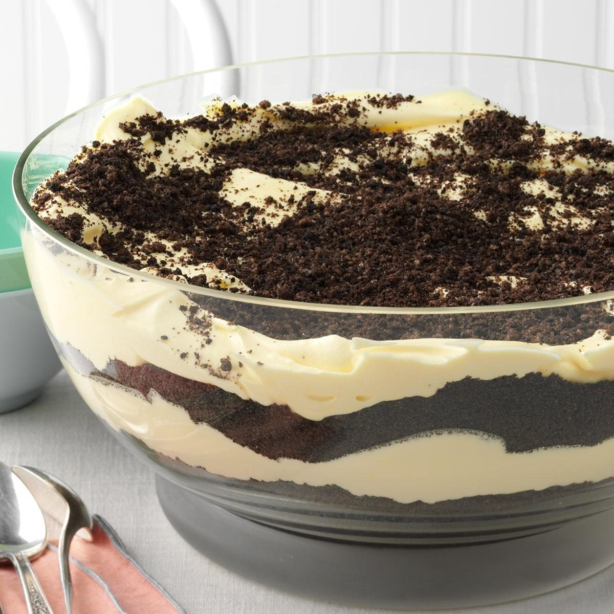 Easy Dirt Cake Recipe With Chocolate Pudding
