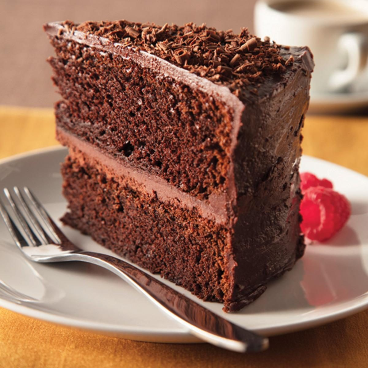 Best Chocolate Cake Ever (Ricotta Chocolate Cake) Recipe ...