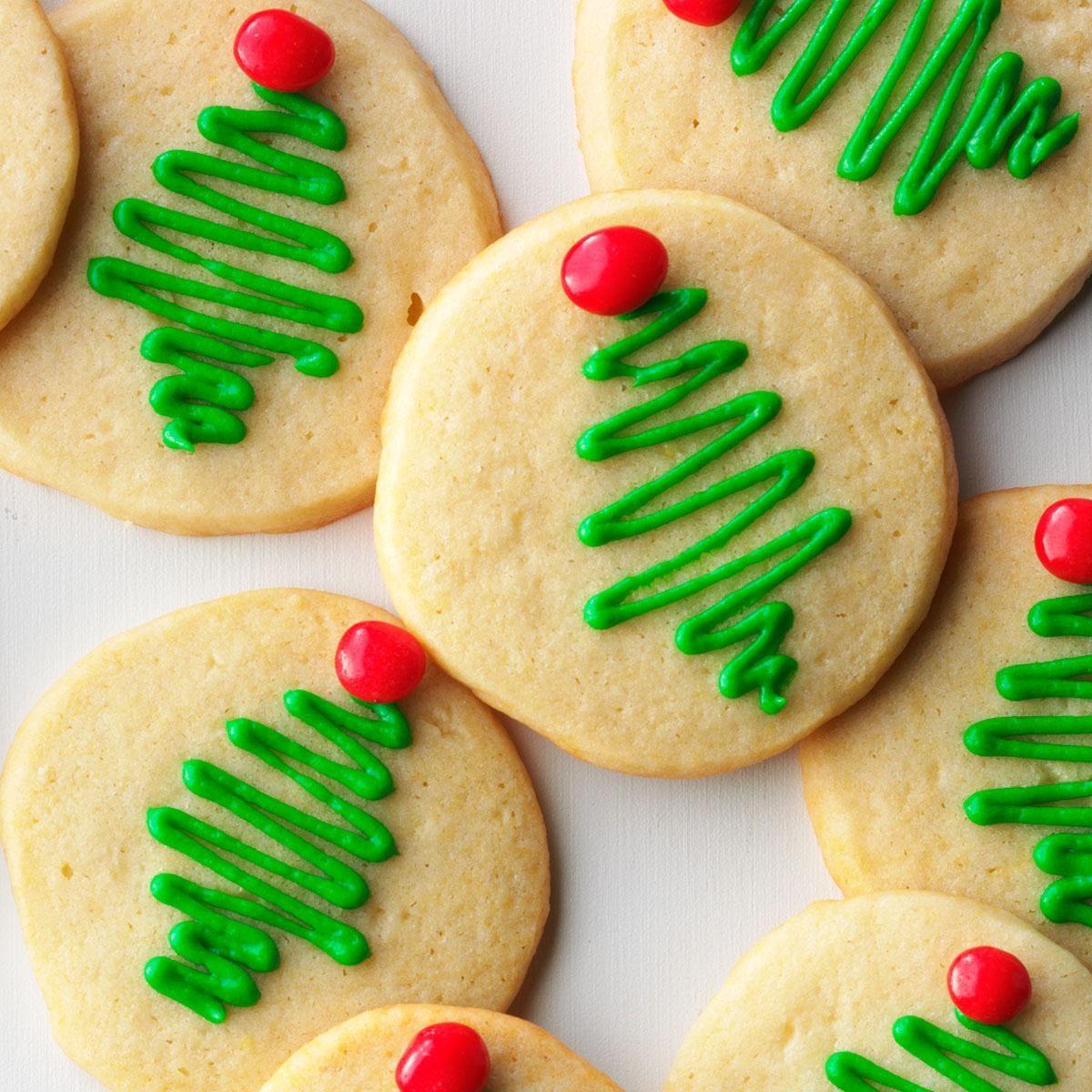 Christmas Sugar Cookies Holiday Sugar Cookies ...