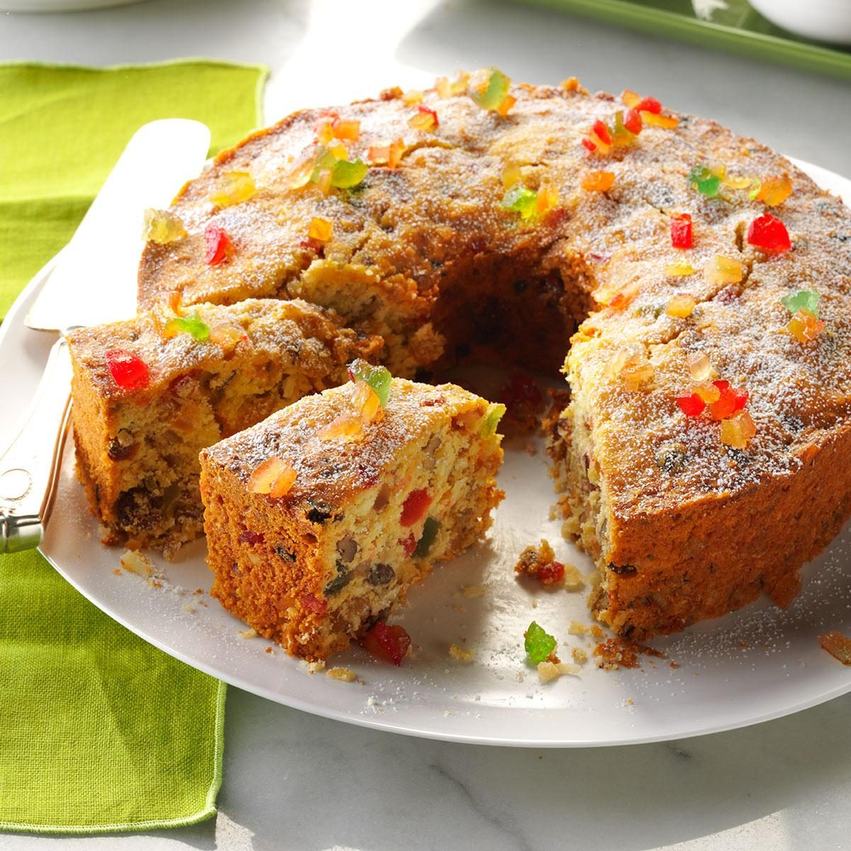 Best Holiday Fruit Cakes