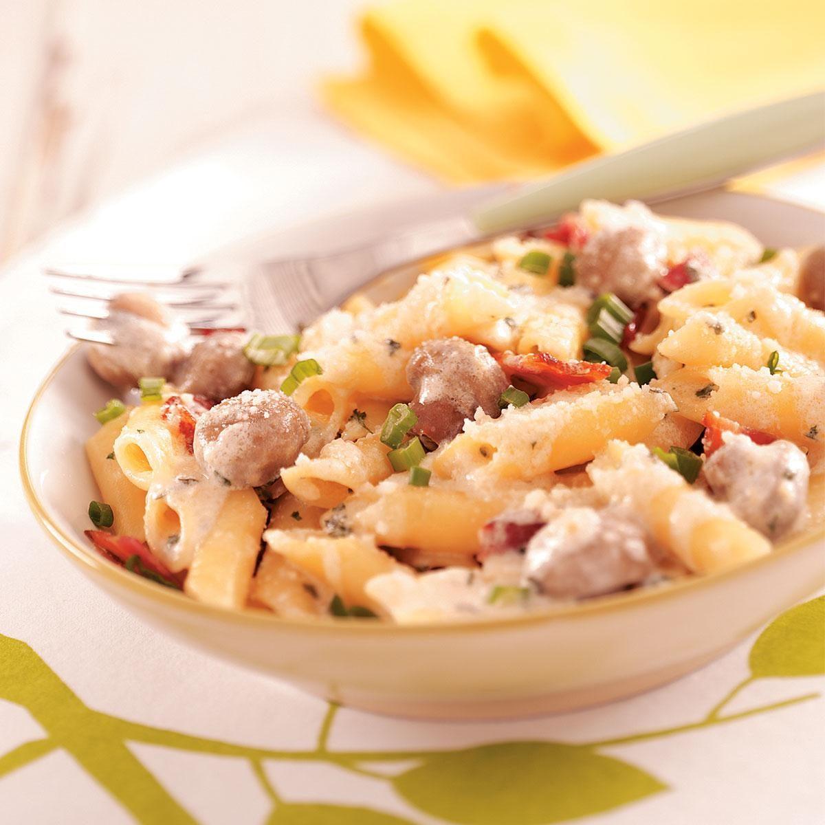 America S Test Kitchen Chicken Carbonara