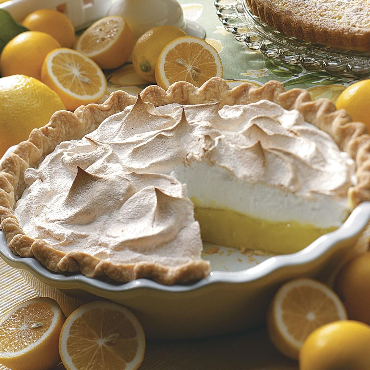 Best Pie Recipes Lemon Meringue Pie Taste Of Home
