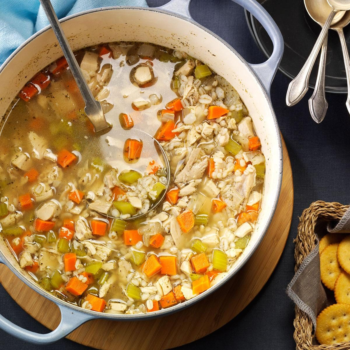 Taste Of Home How To Make Chicken Noodle Soup Recipes