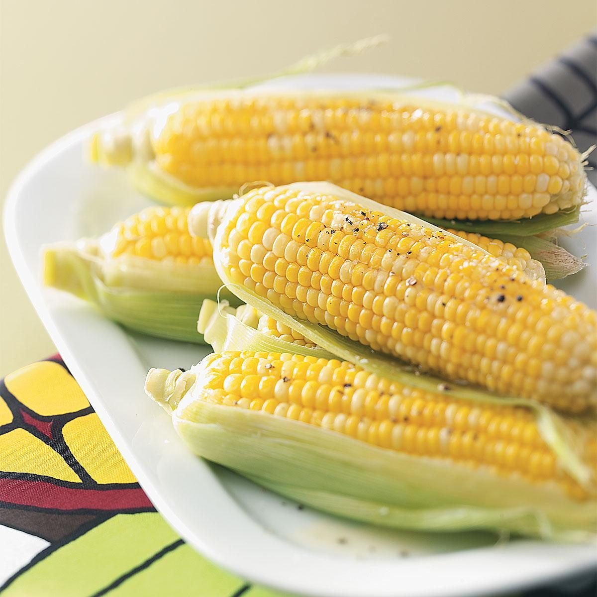 Taste Of Home How To Boil Corn Recipes