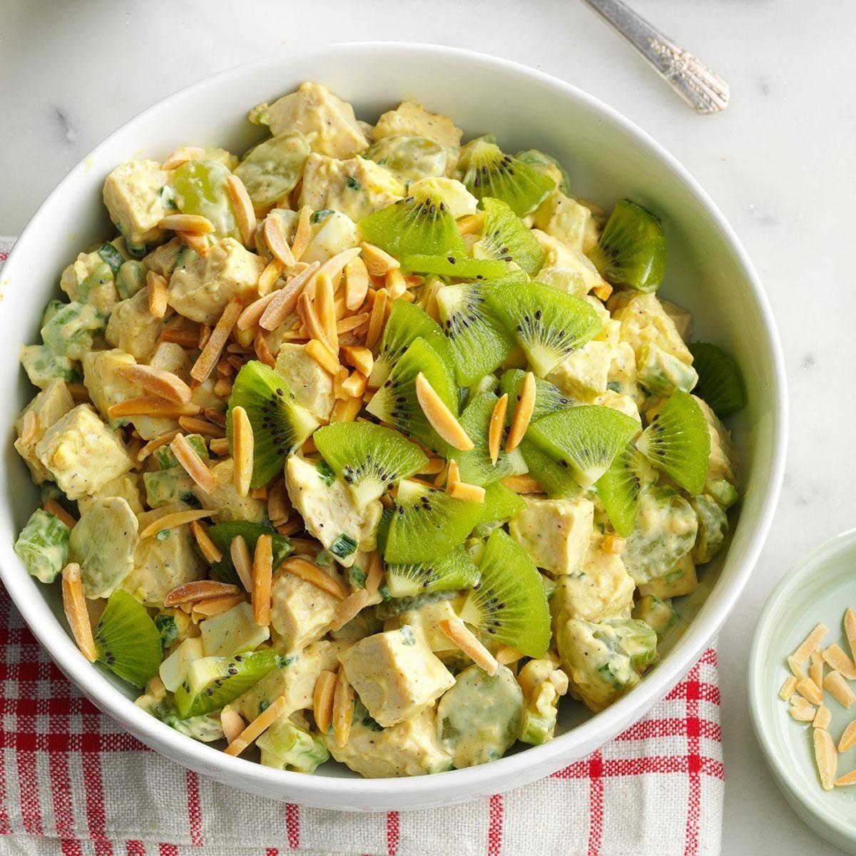 Almond Chicken Salad Recipe