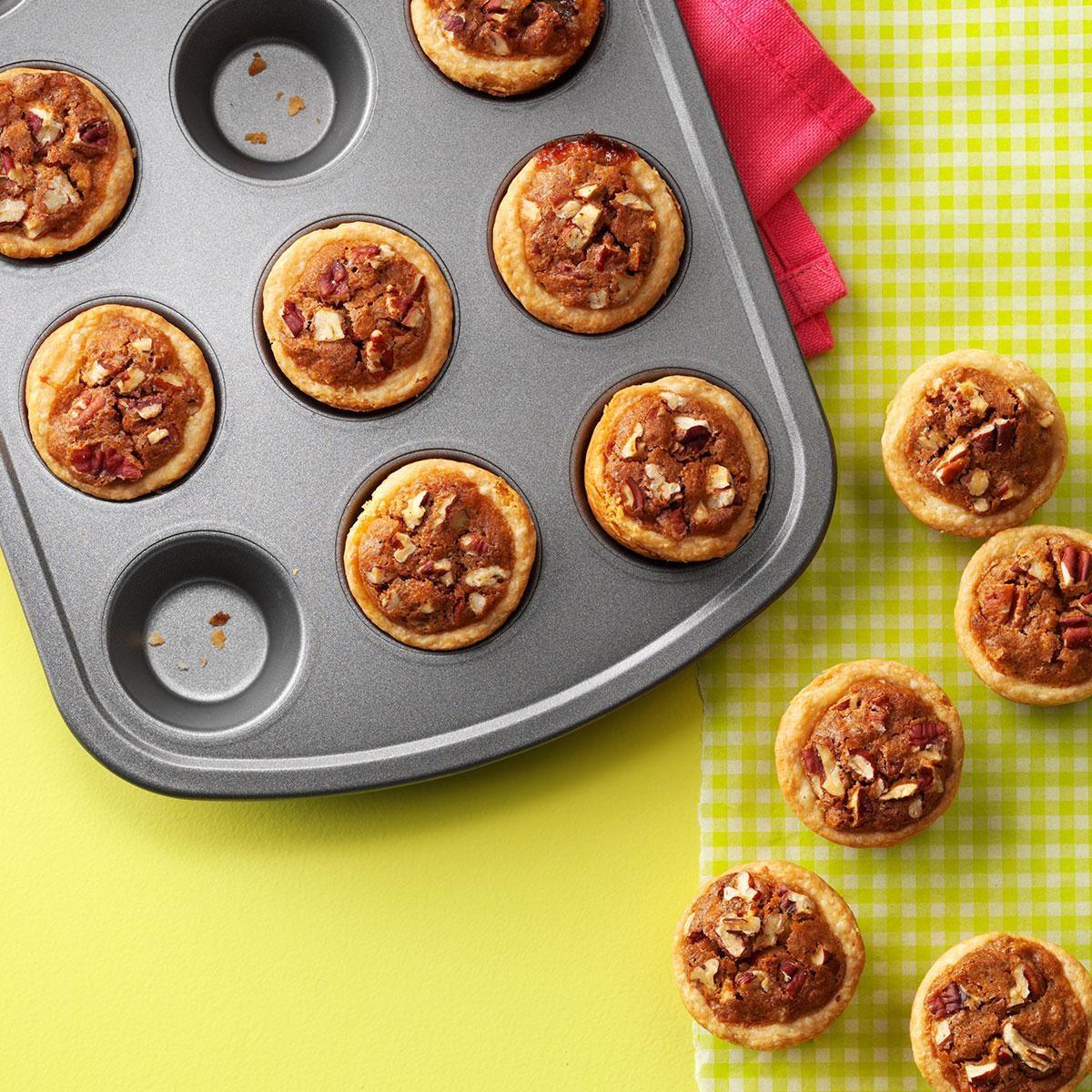 Pecan Tassies Recipe | Taste of Home