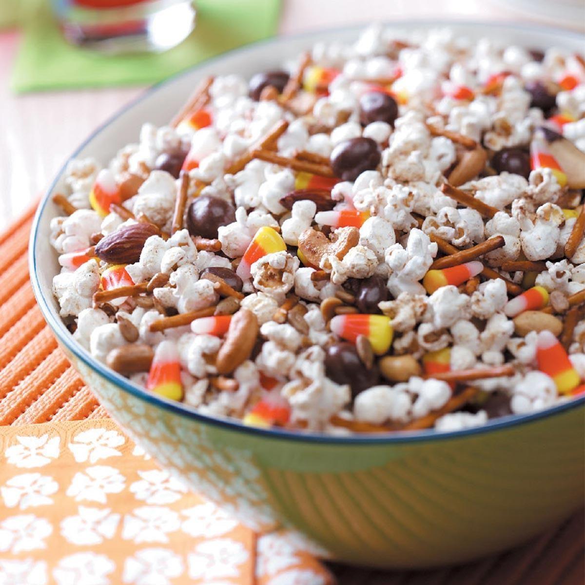 Get Recipe Harvest Snack Mix