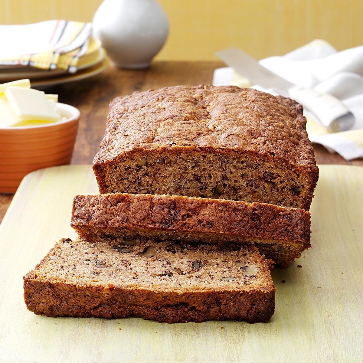 Best-Ever Banana Bread Recipe | Taste of Home