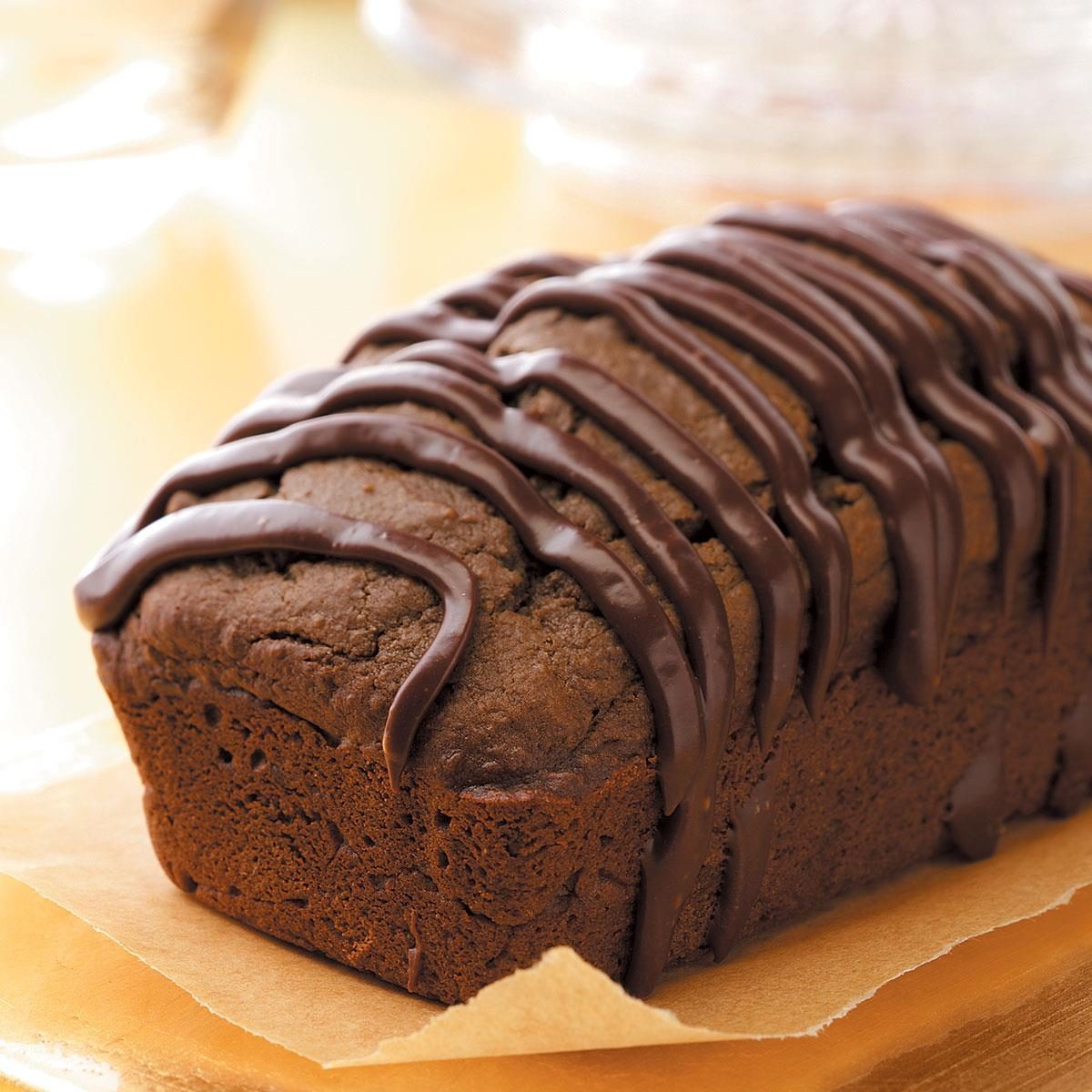 Triple-Chocolate Quick Bread Recipe | Taste of Home