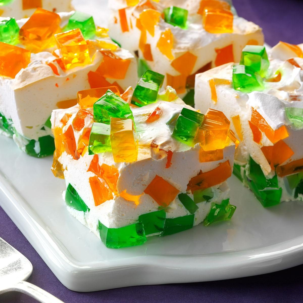 Stained Glass Gelatin Recipe Taste Of Home