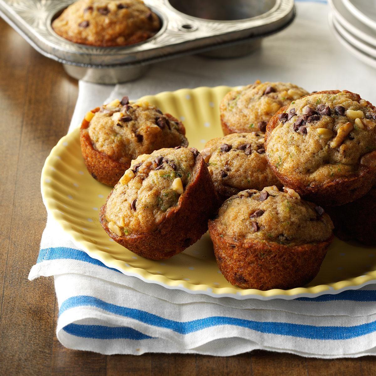 Taste Of Home Pumpkin Chocolate Chip Muffins