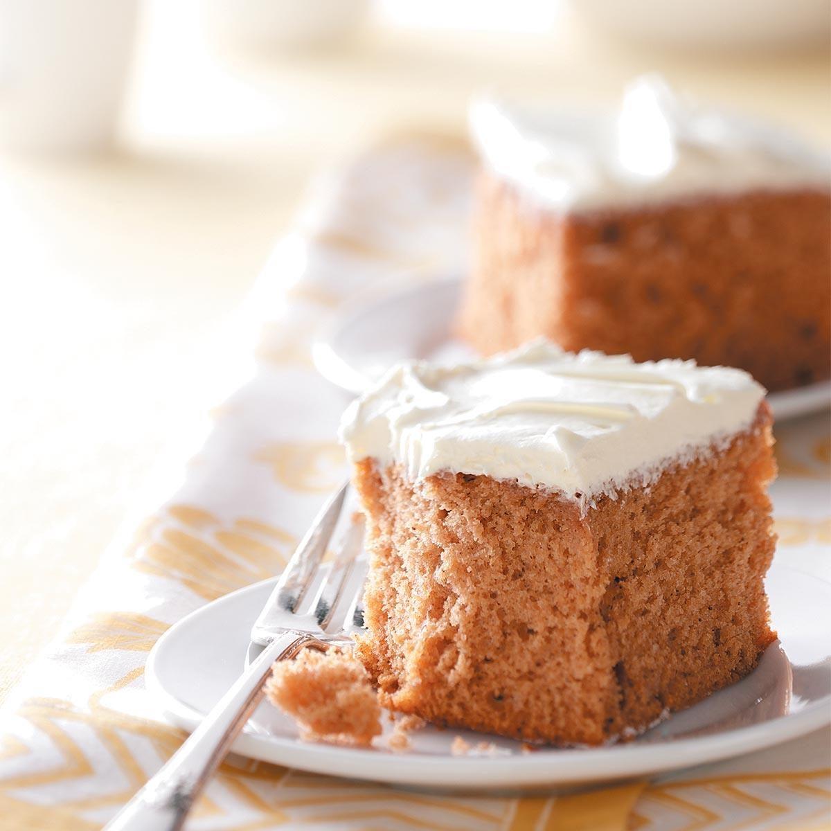 Green Tomato Spice Cake Recipe